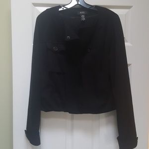 Body by Victoria, jacket, cropped